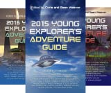 img - for Young Explorer's Adventure Guides (4 Book Series) book / textbook / text book