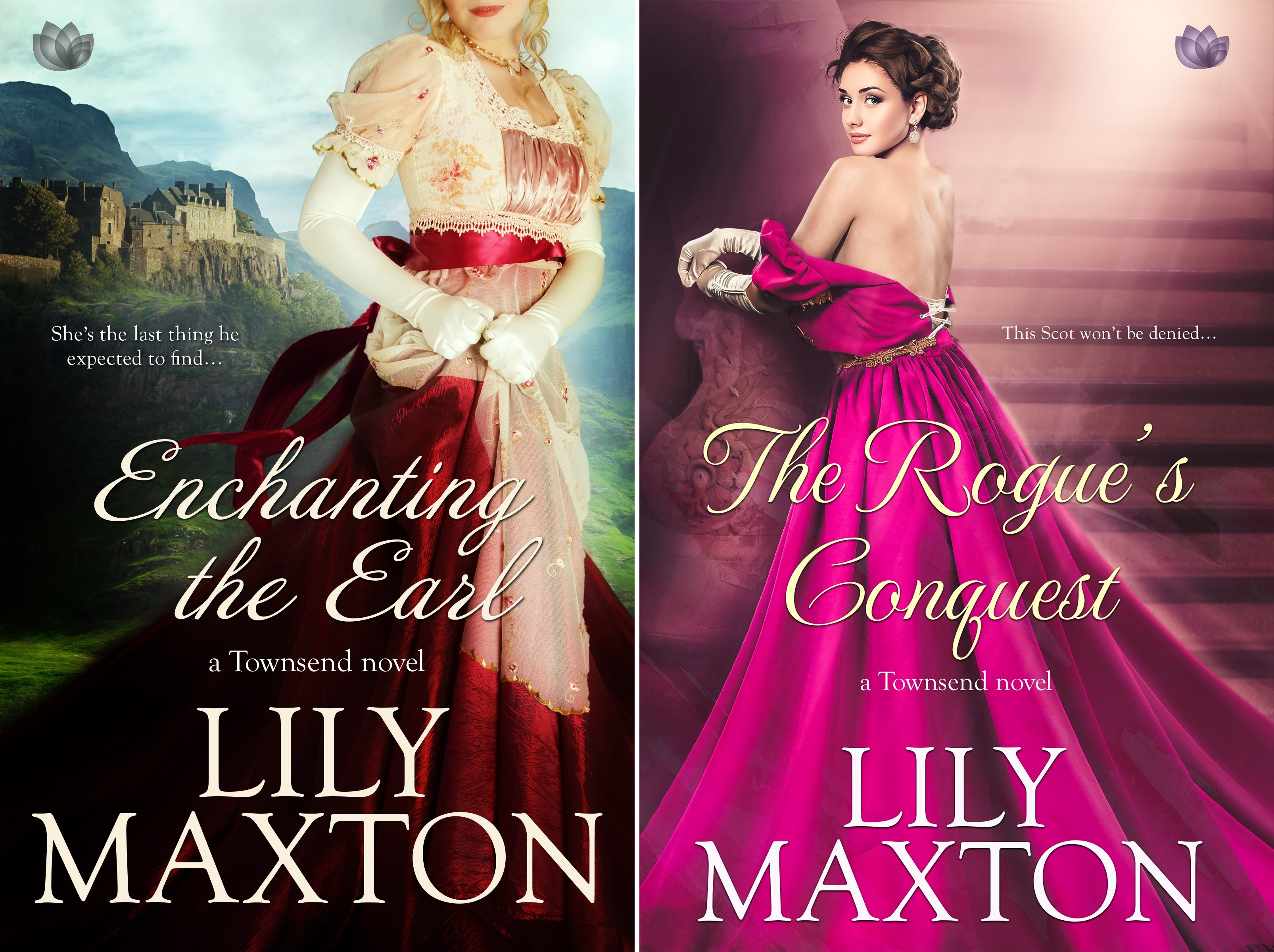 The Townsends (2 Book Series)