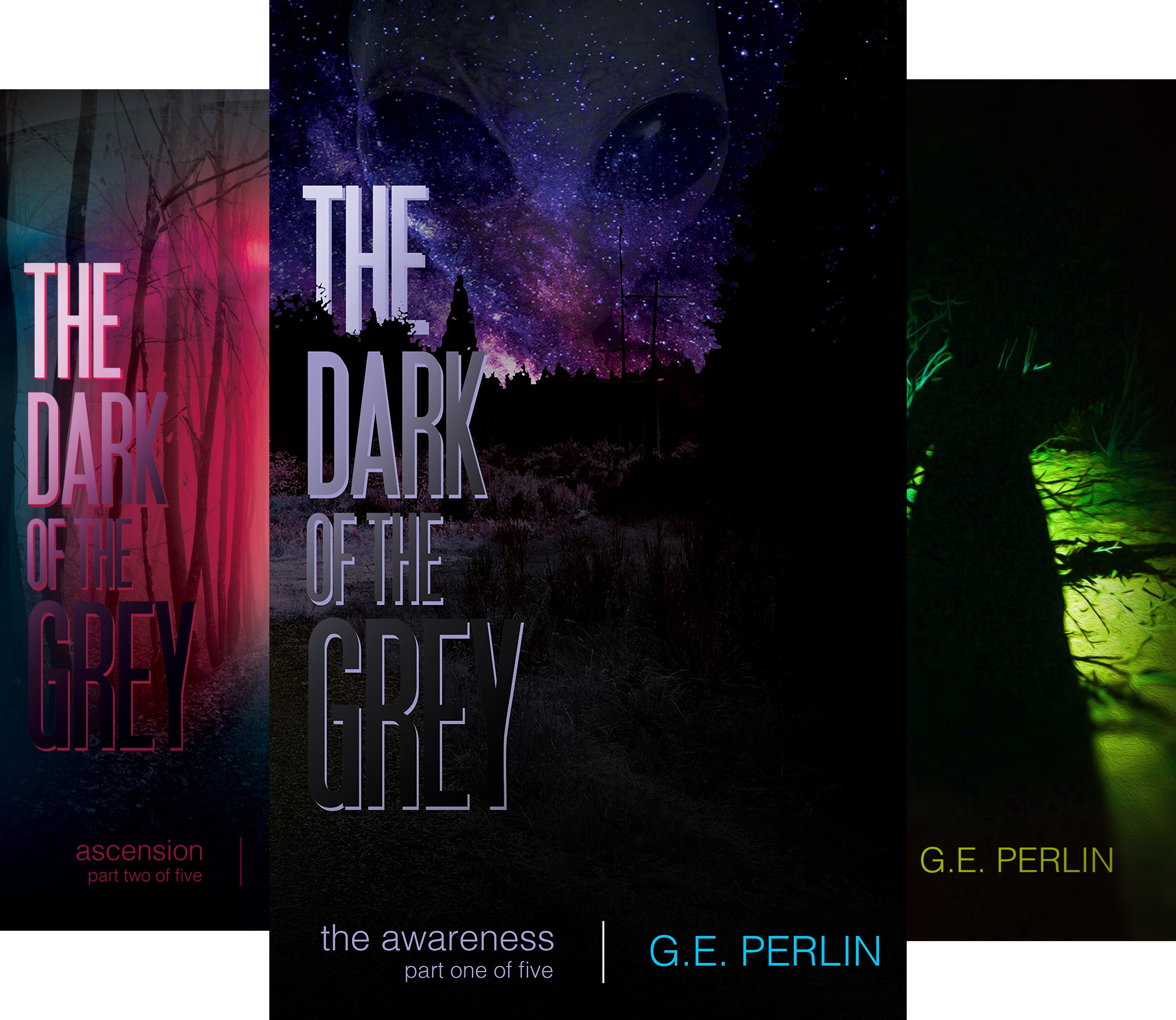 The Dark of The Grey (3 Book Series)