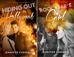 A Hollywood Dating Story (2 Book Series) by  Jennifer Farwell