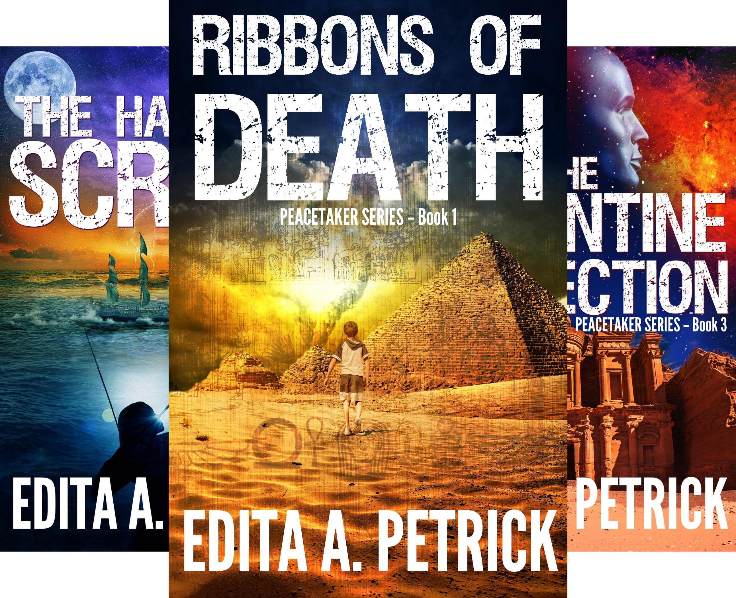Peacetaker Series (5 Book Series)