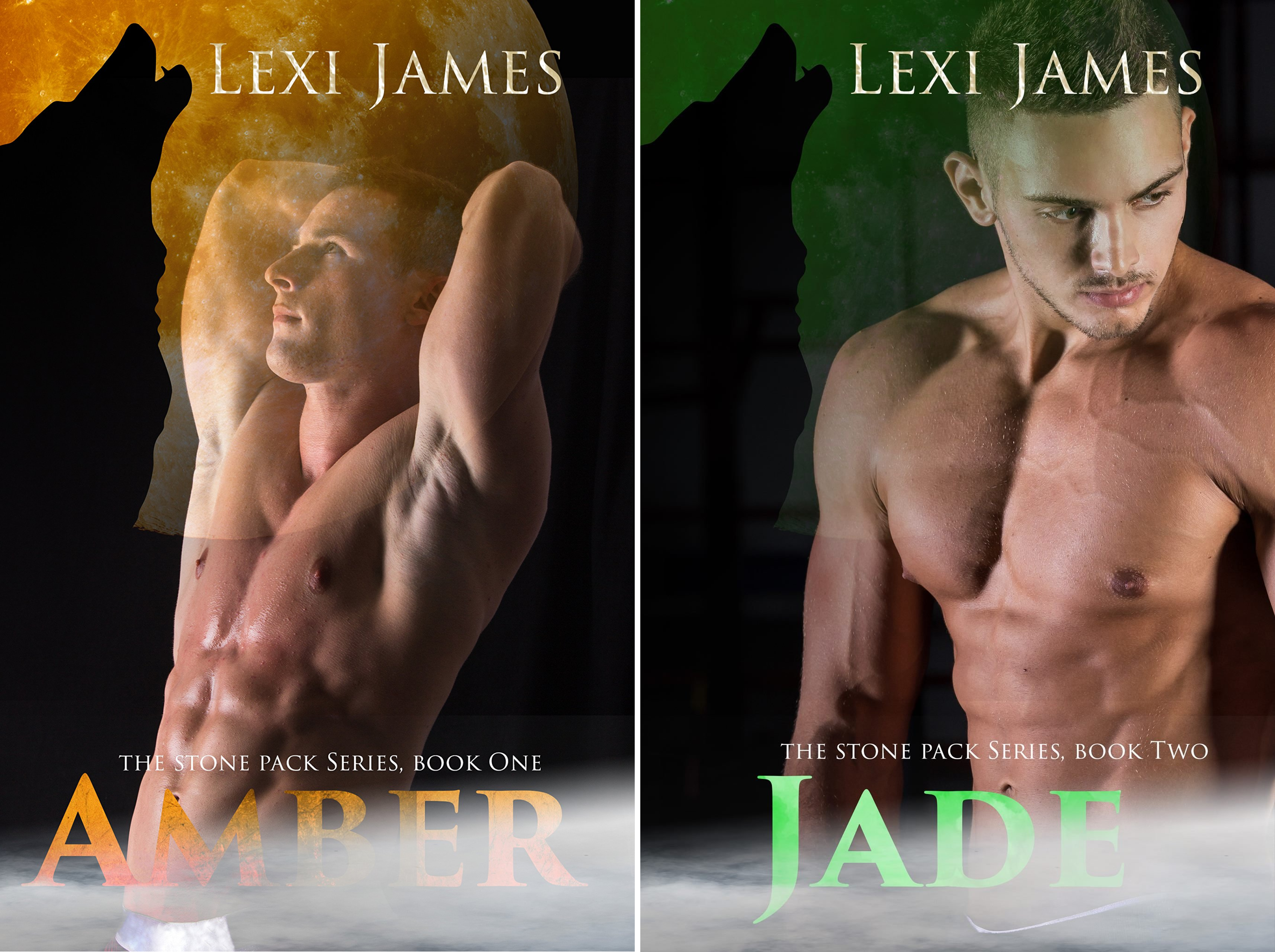 Stone Pack (2 Book Series)