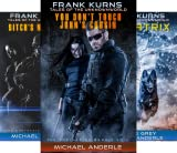 Frank Kurns Stories of the UnknownWorld (3 Book Series)
