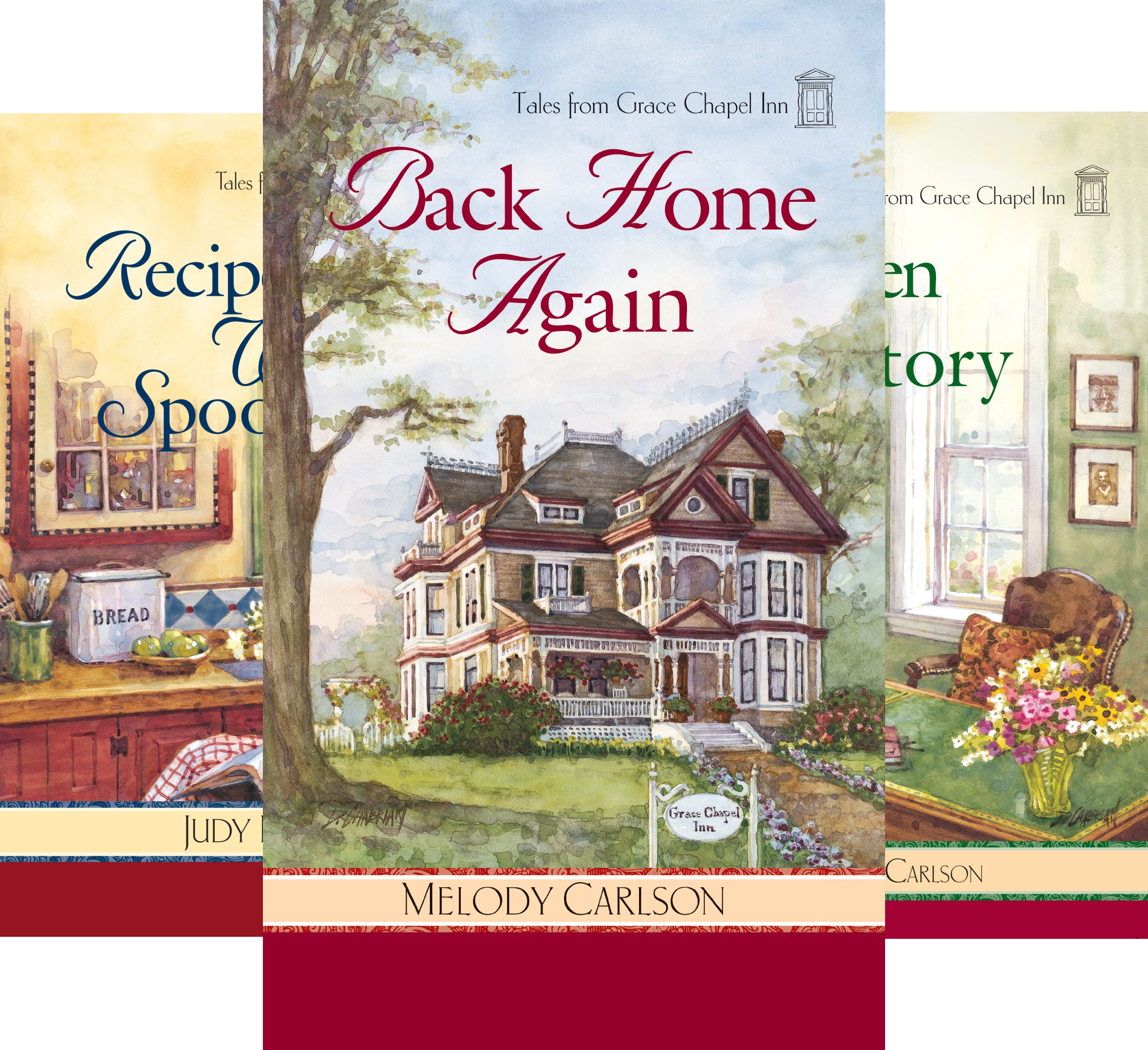 Tales From Grace Chapel Inn (20 Book Series) Pdf