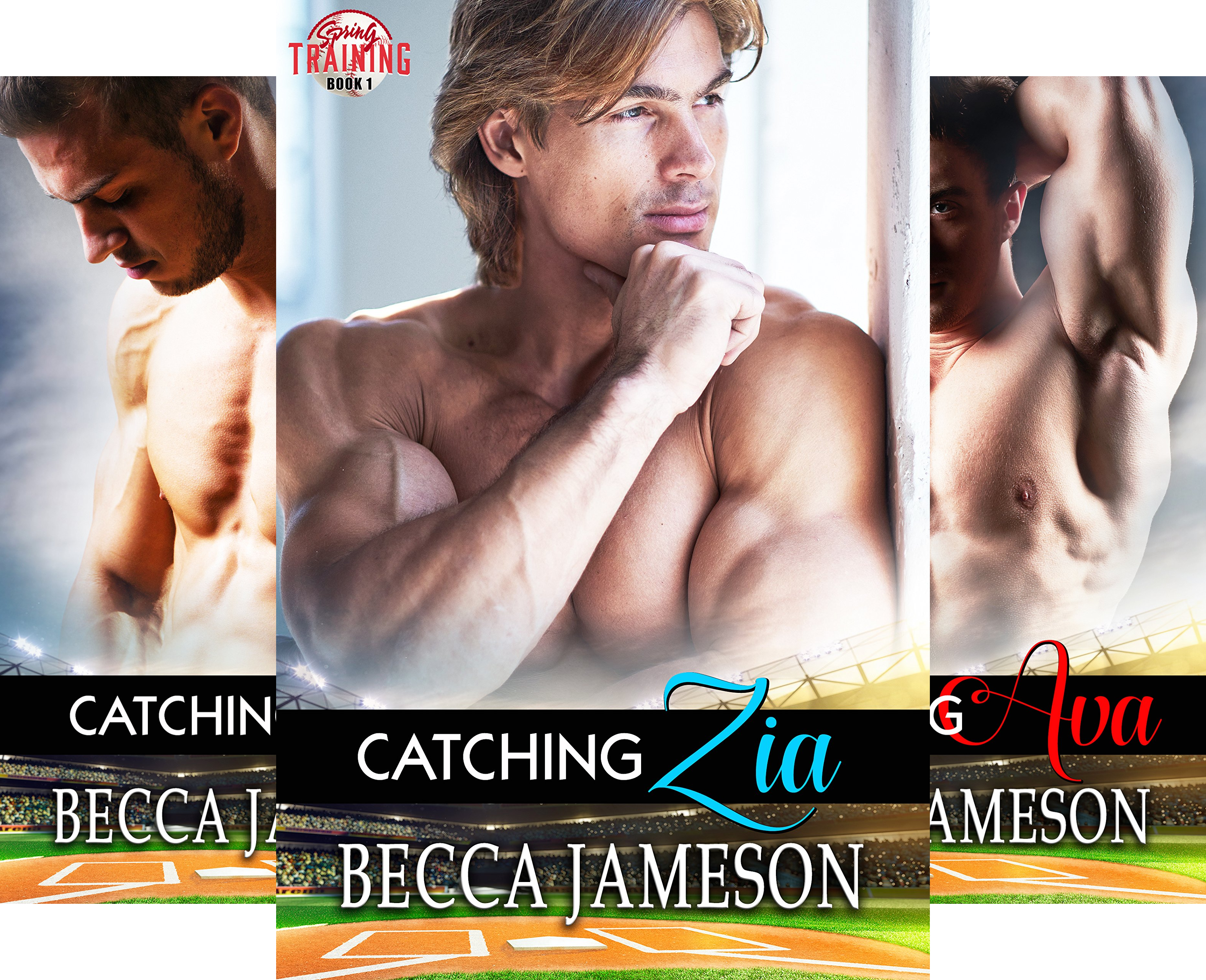 Spring Training (3 Book Series)