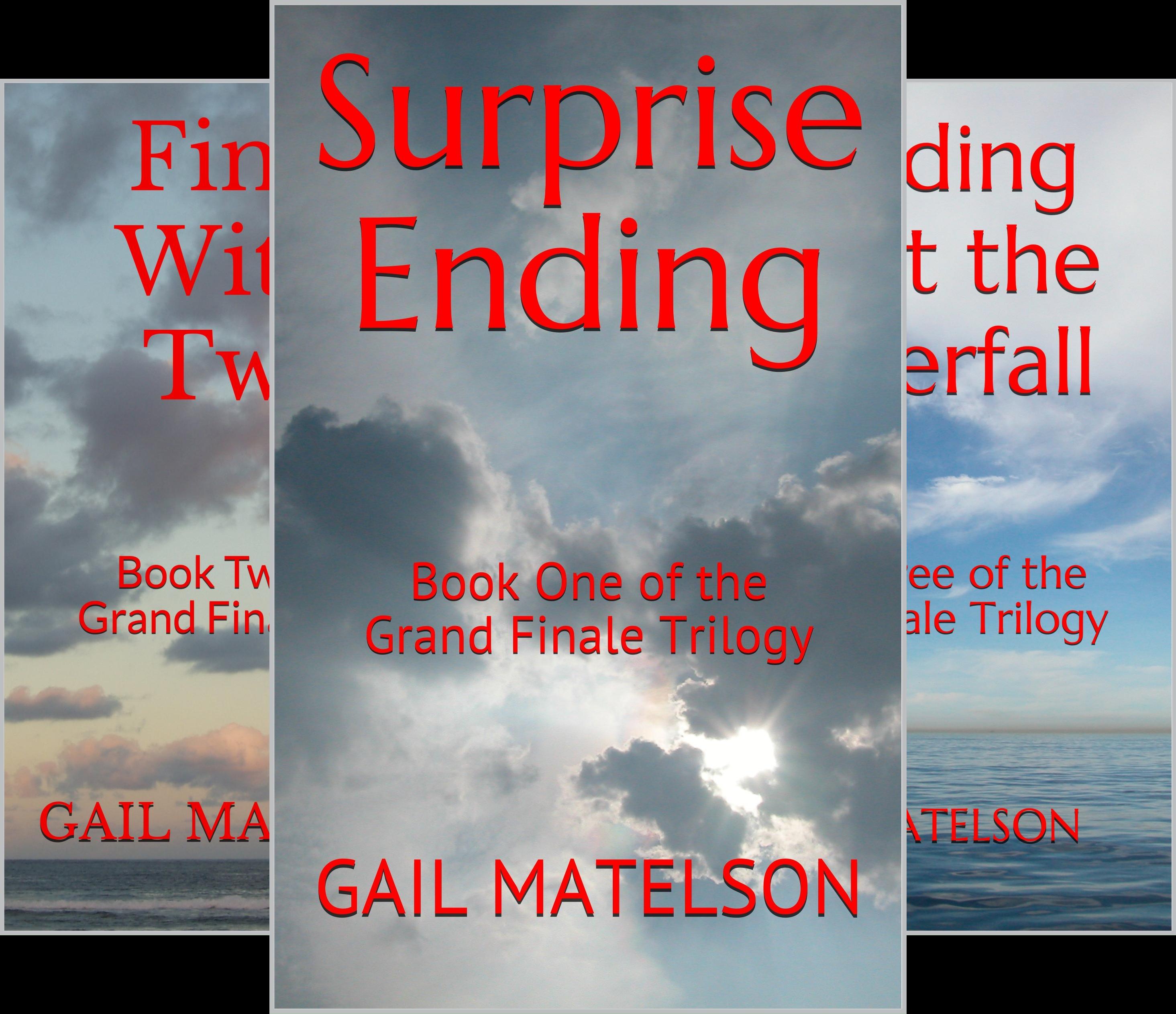 Grand Finale Trilogy (3 Book Series)