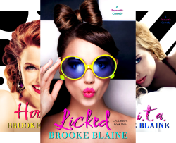 L.A. Liaisons (3 Book Series) by  Brooke Blaine