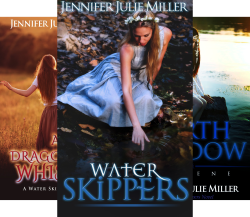 Water Skippers (3 Book Series) by  Jennifer Julie Miller