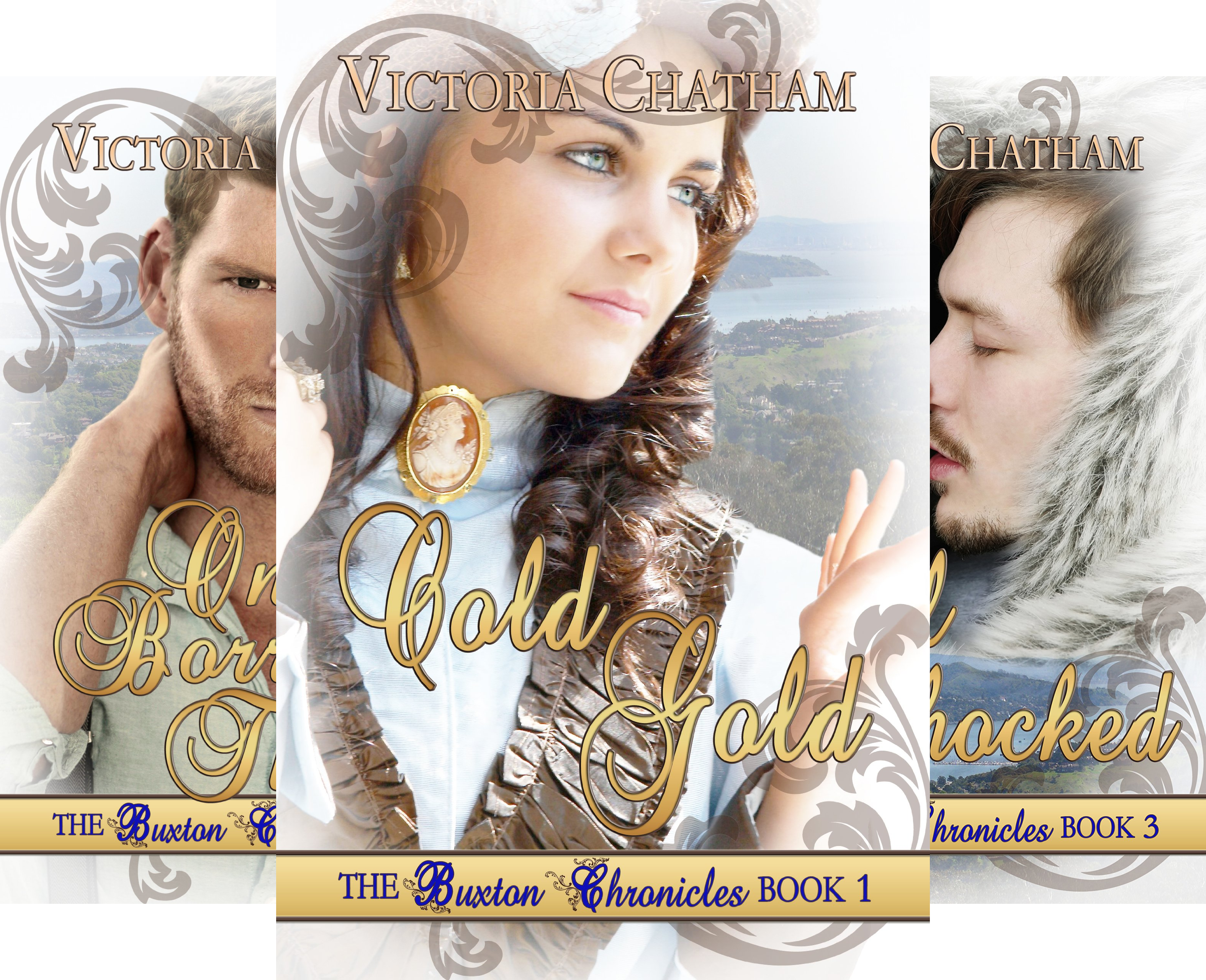 The Buxton Chronicles (3 Book Series)