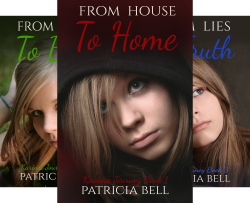 Karina's Journey (3 Book Series) by  Patricia Bell