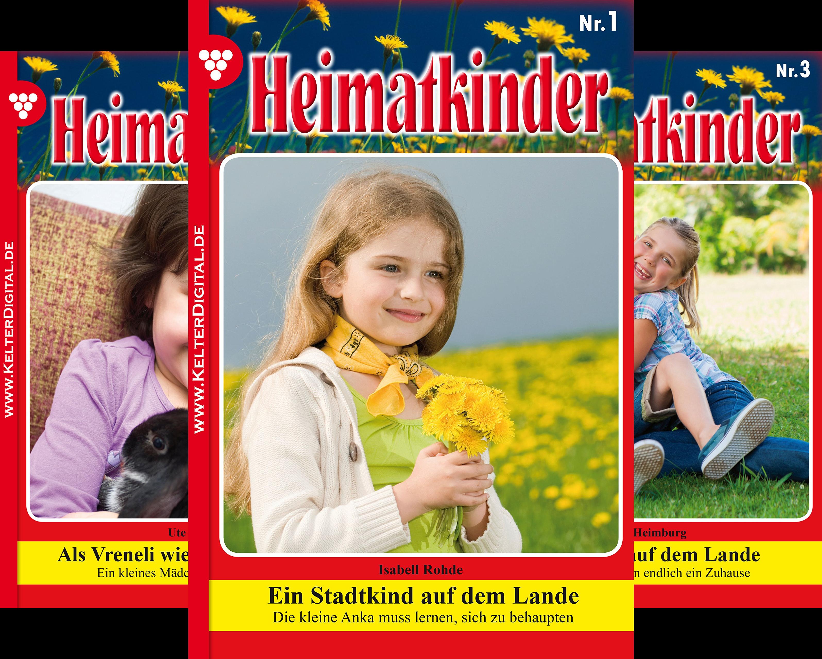 Heimatkinder (Reihe in 48 Bänden)