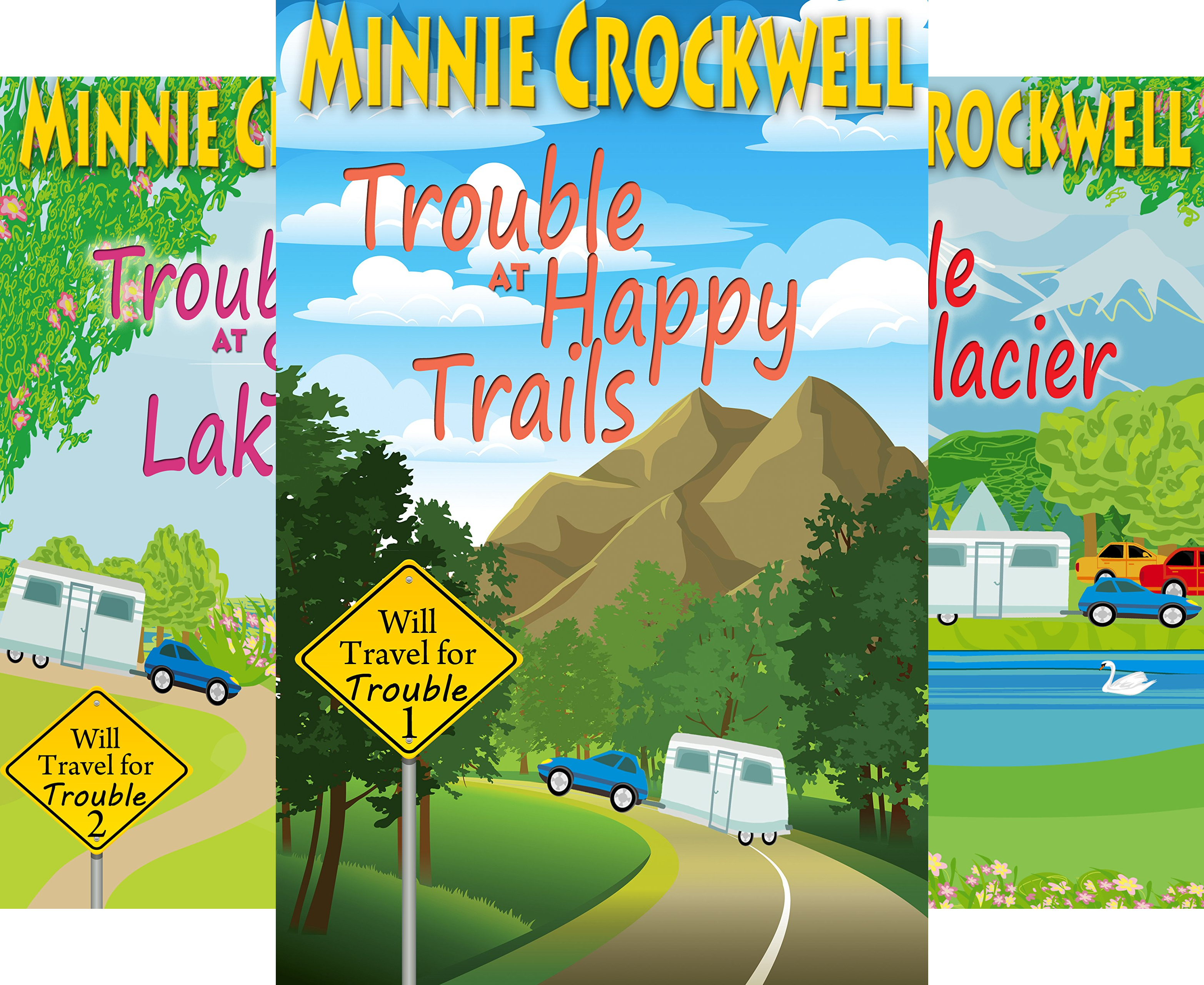 Will Travel for Trouble Series (11 Book Series)
