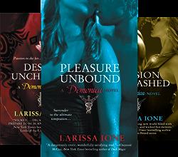 Demonica Series (11 Book Series) by  Larissa Ione