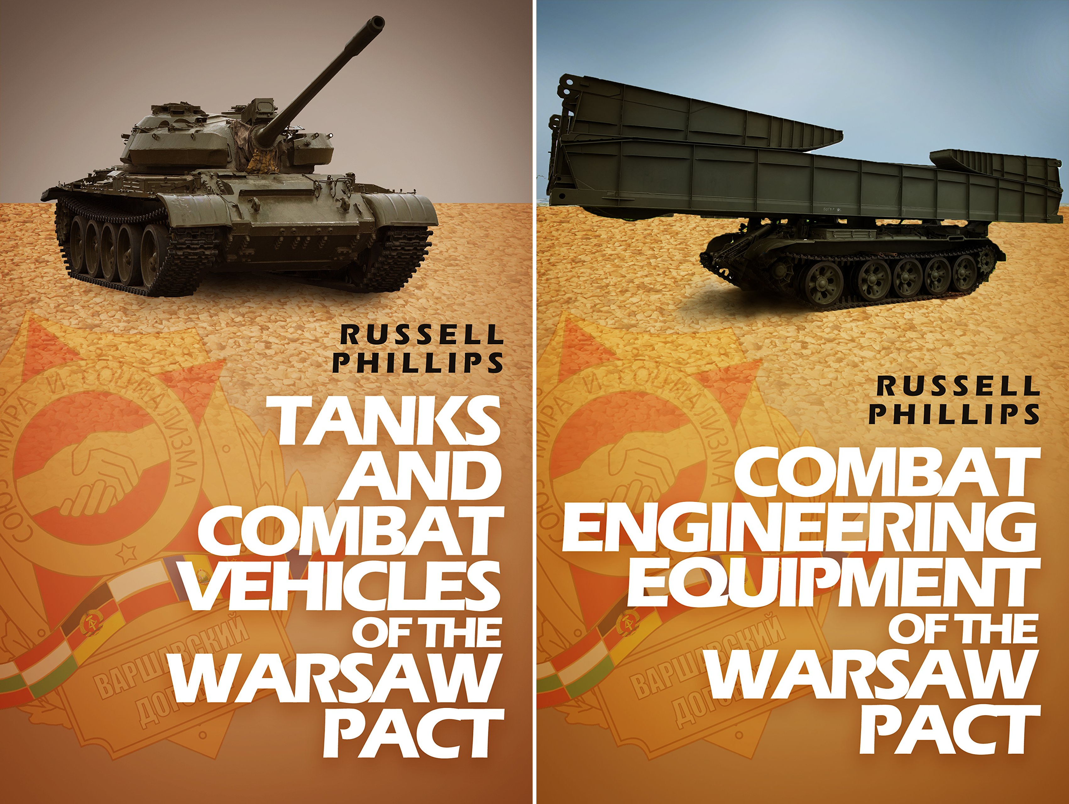 Weapons and Equipment of the Warsaw Pact (2 Book Series)