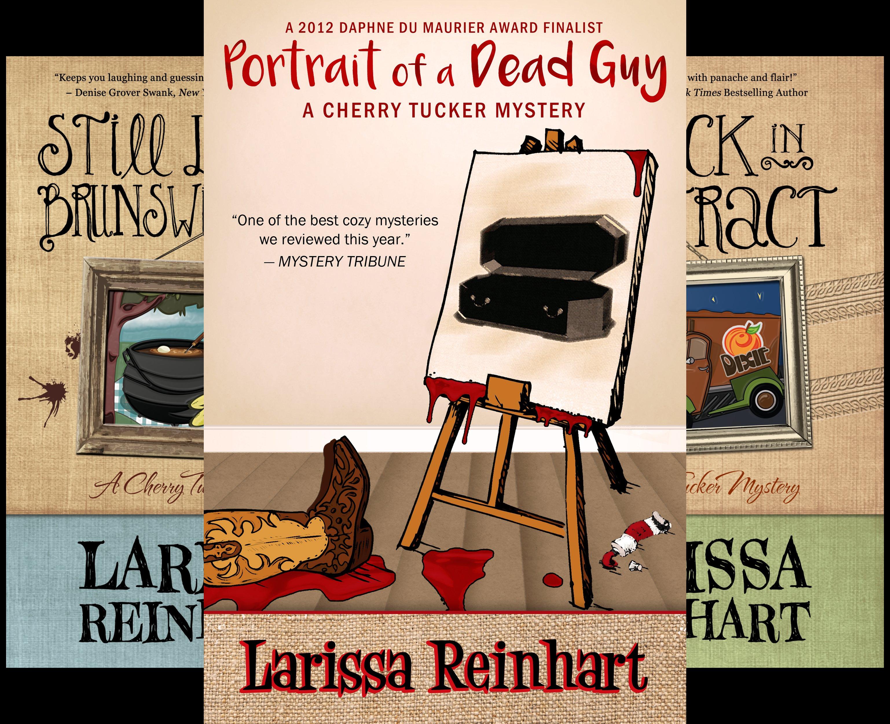 A Cherry Tucker Mystery (6 Book Series)