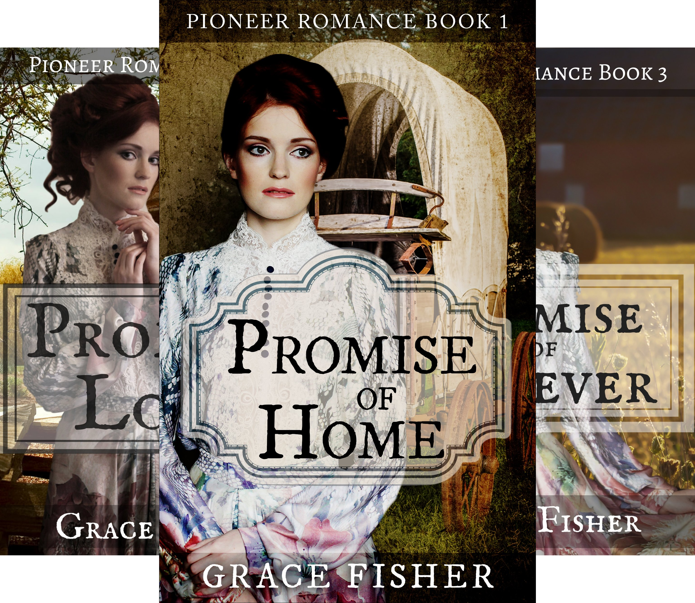 Promise of Home (3 Book Series)