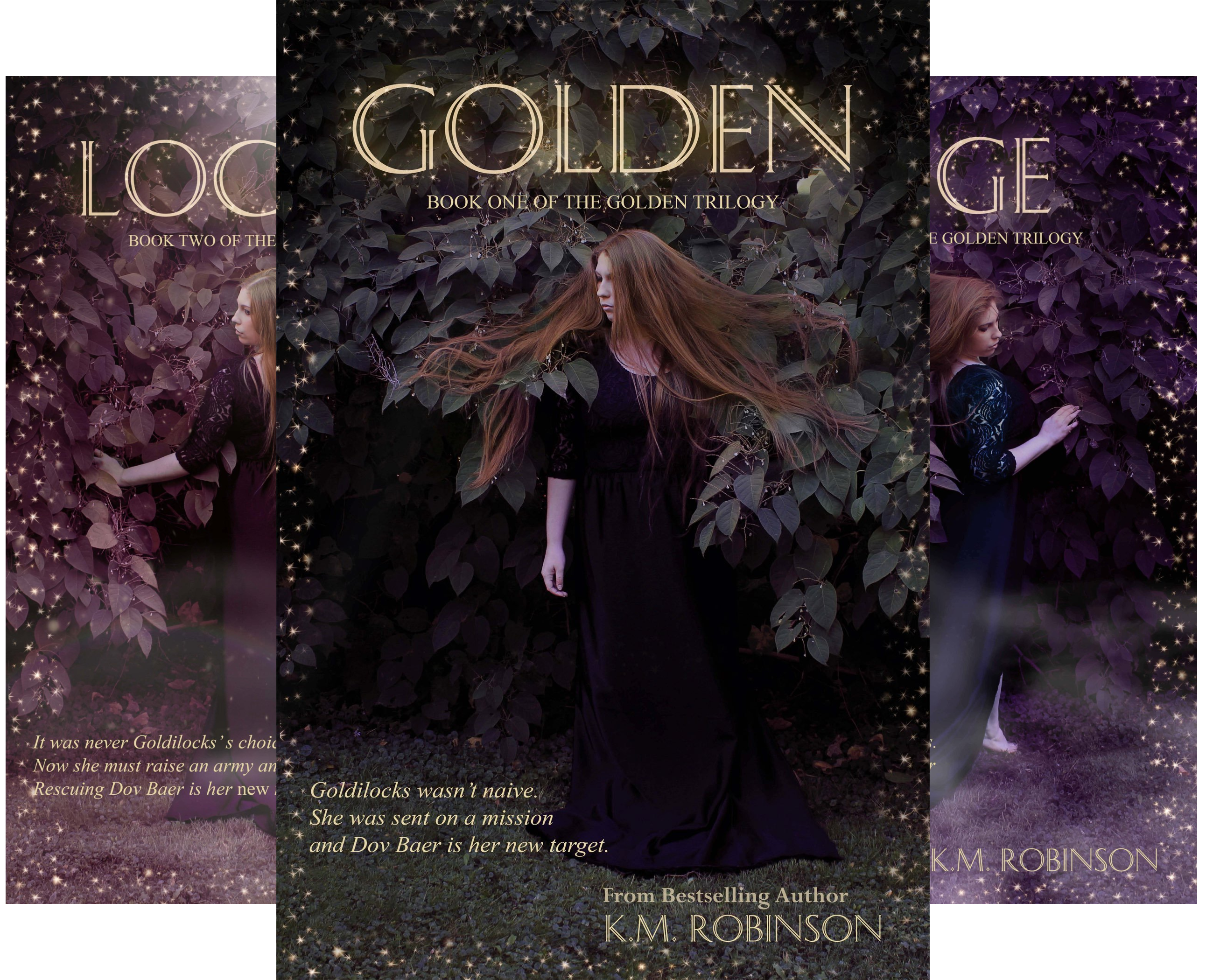 The Golden Trilogy (3 Book Series)