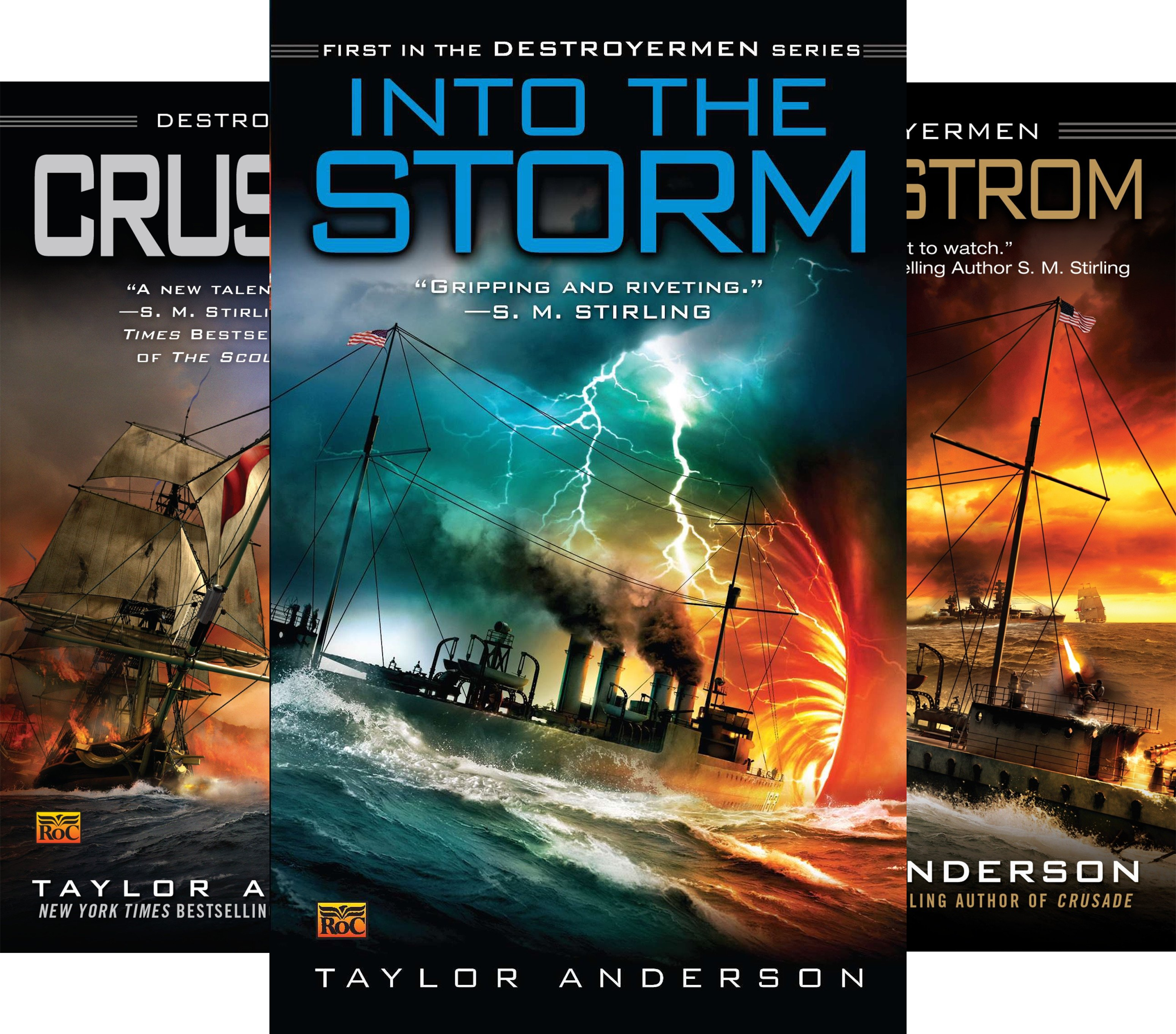 Destroyermen (13 Book Series)