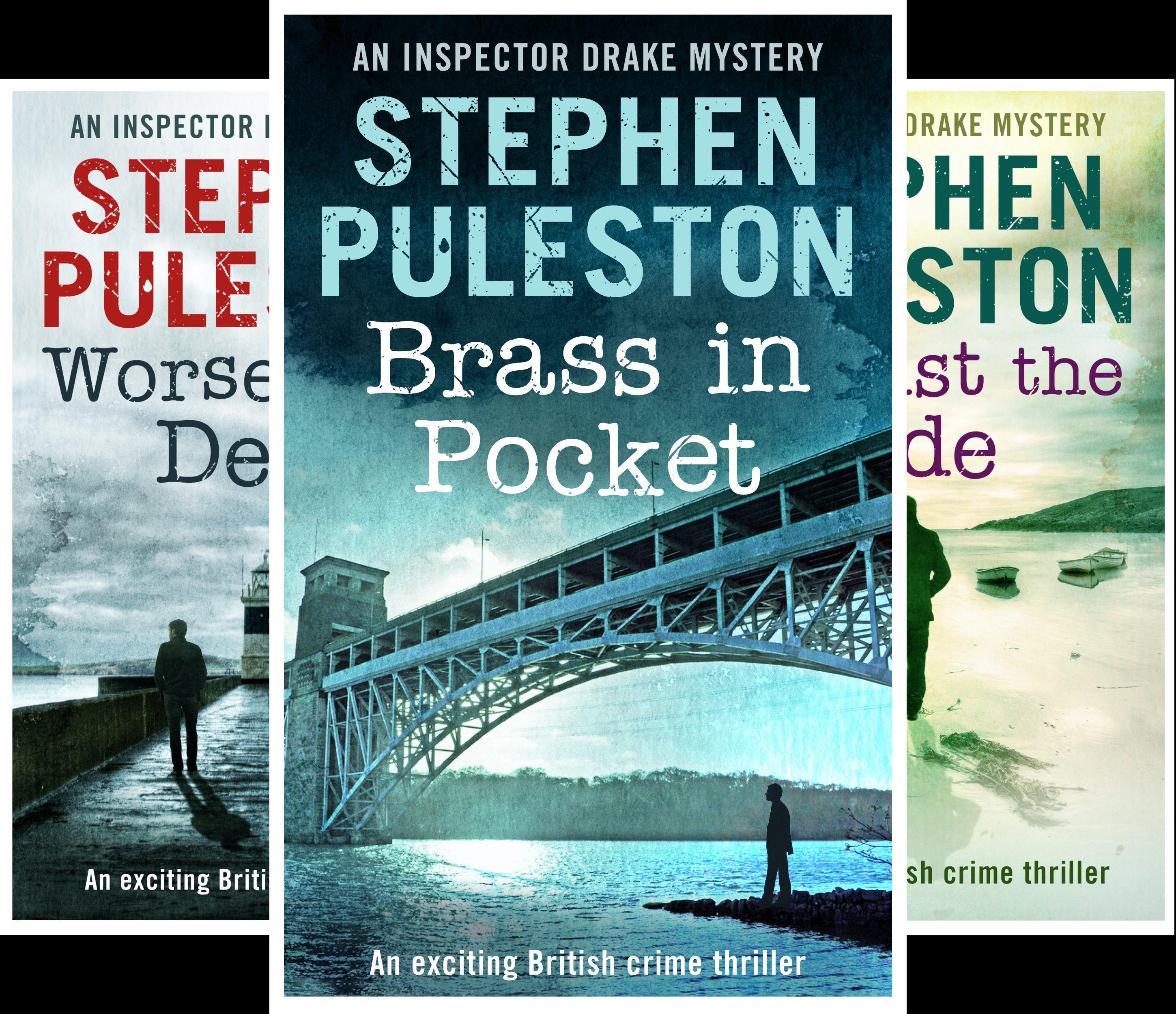 Inspector Drake (4 Book Series)