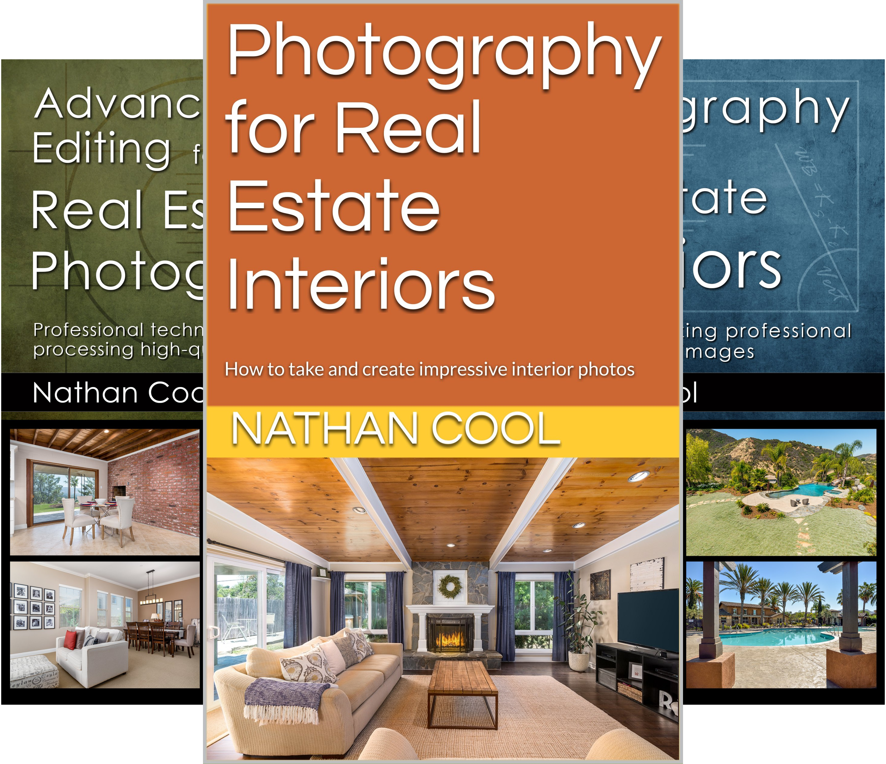 Real Estate Photography (4 Book Series)