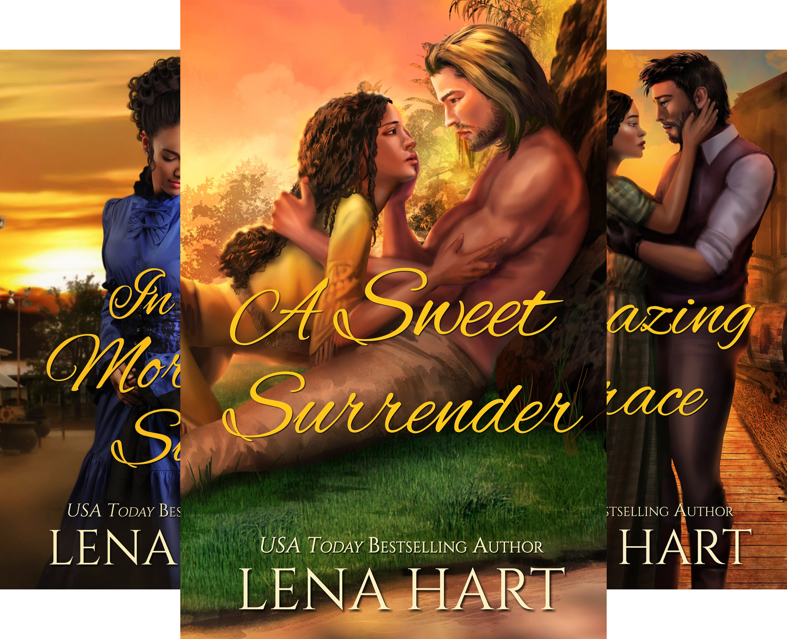 Hearts at War (3 Book Series)