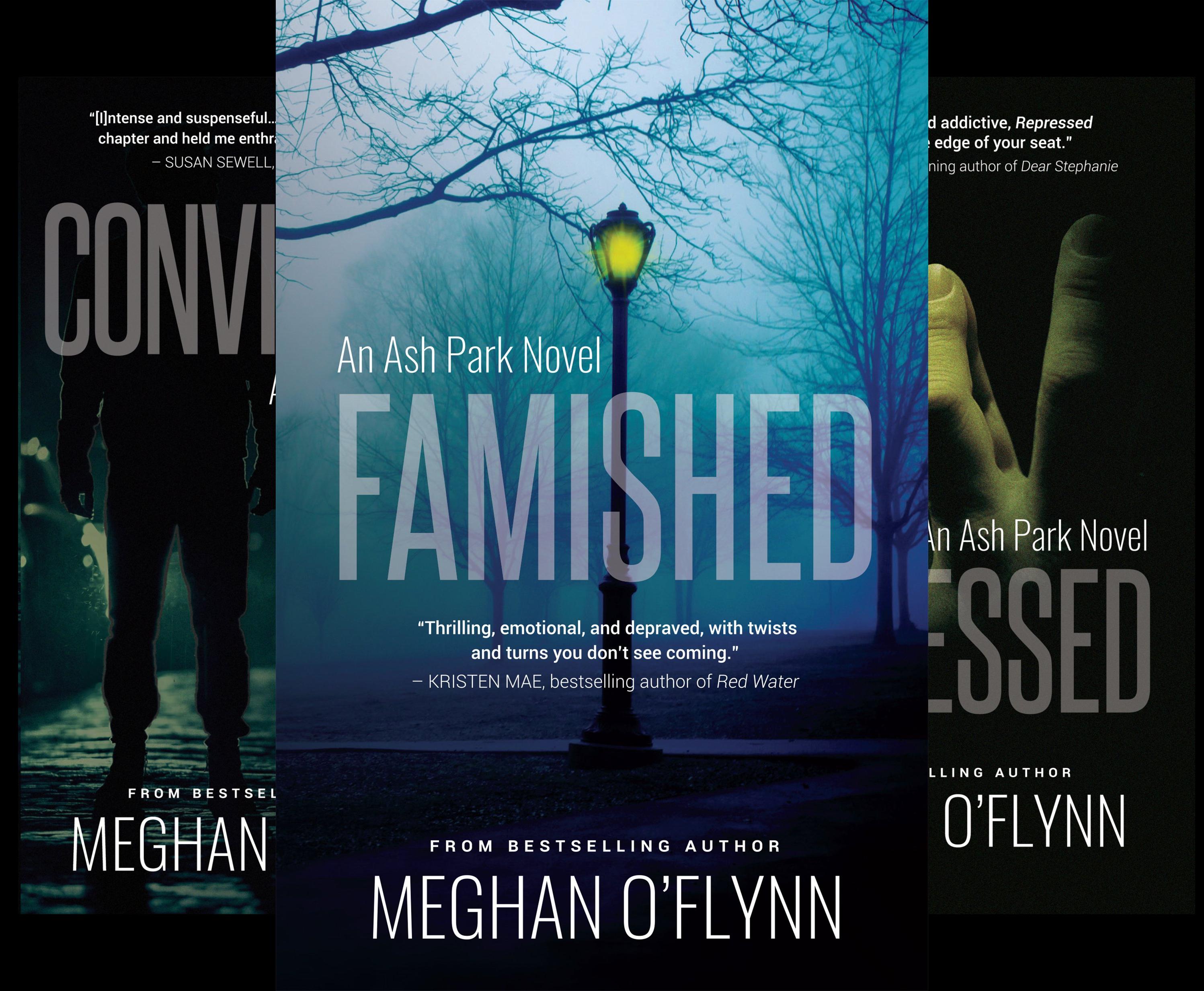 Ash Park (5 Book Series)