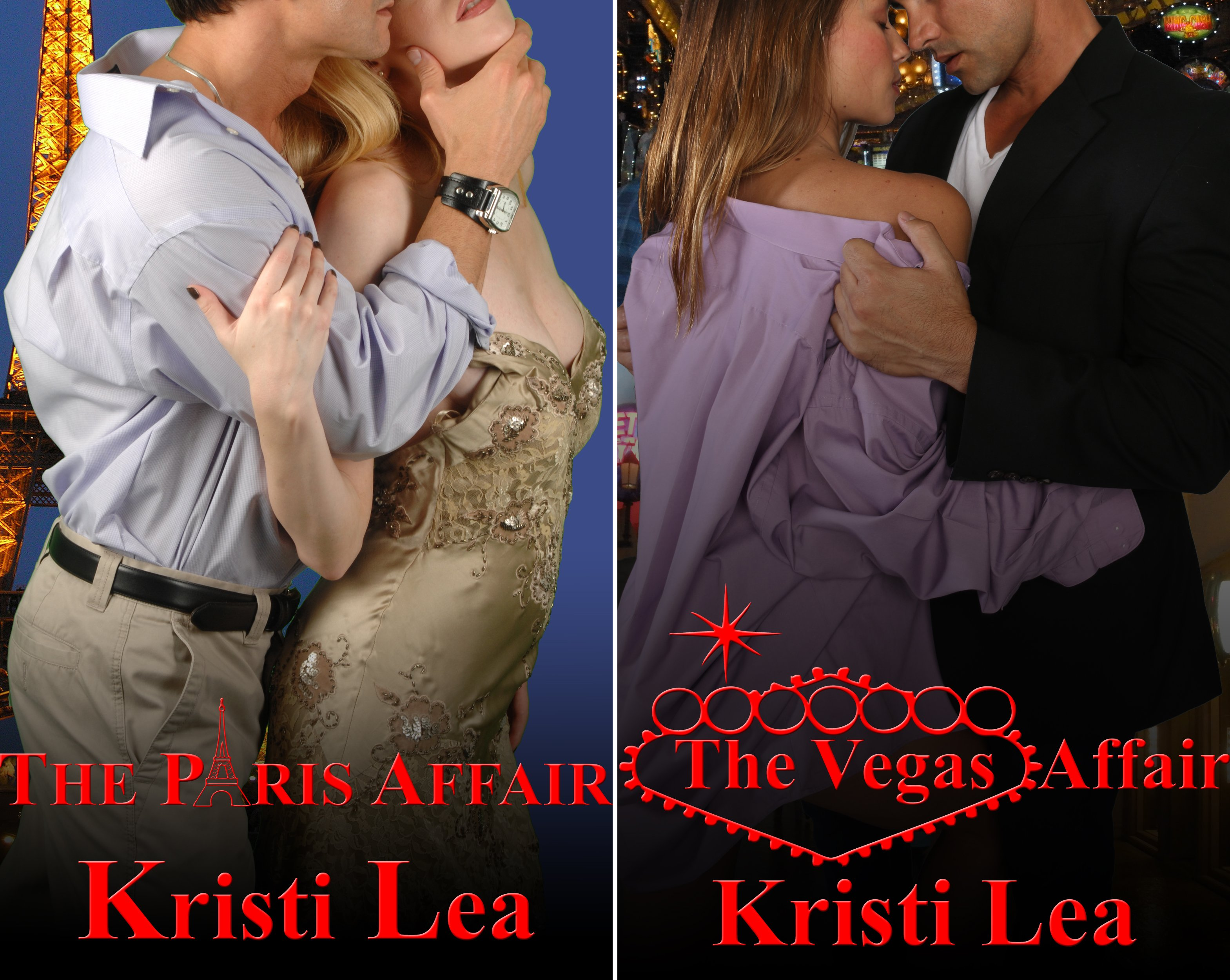 Affairs of the Heart (2 Book Series)