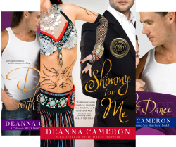 California Belly Dance Romance Series (4 Book Series) by  DeAnna Cameron