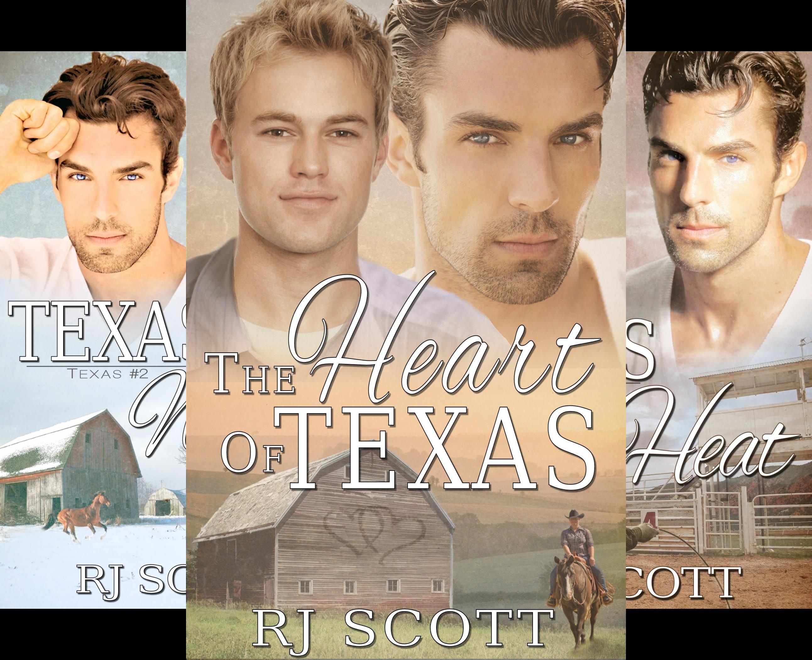 Texas (8 Book Series)