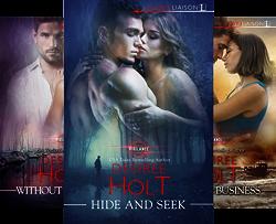 Vigilance (3 Book Series) by  Desiree Holt