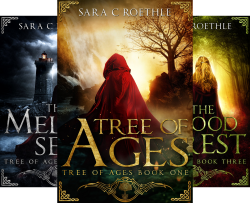 The Tree of Ages Series (5 Book Series) by  Sara C. Roethle Sara C Roethle Sara C  Roethle