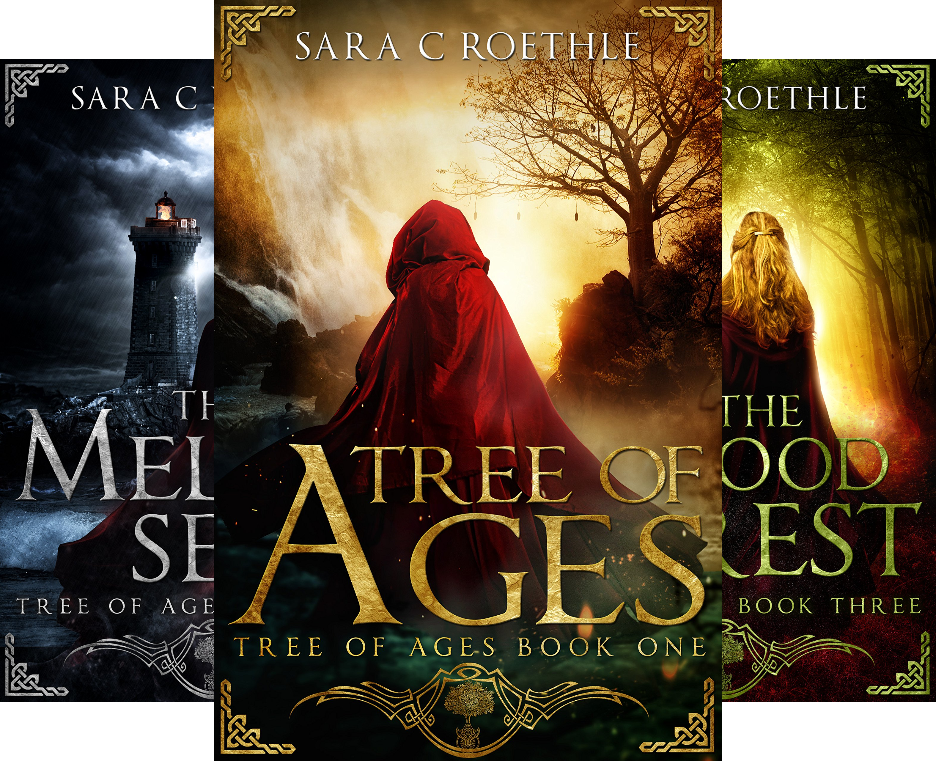 The Tree of Ages Series (4 Book Series)