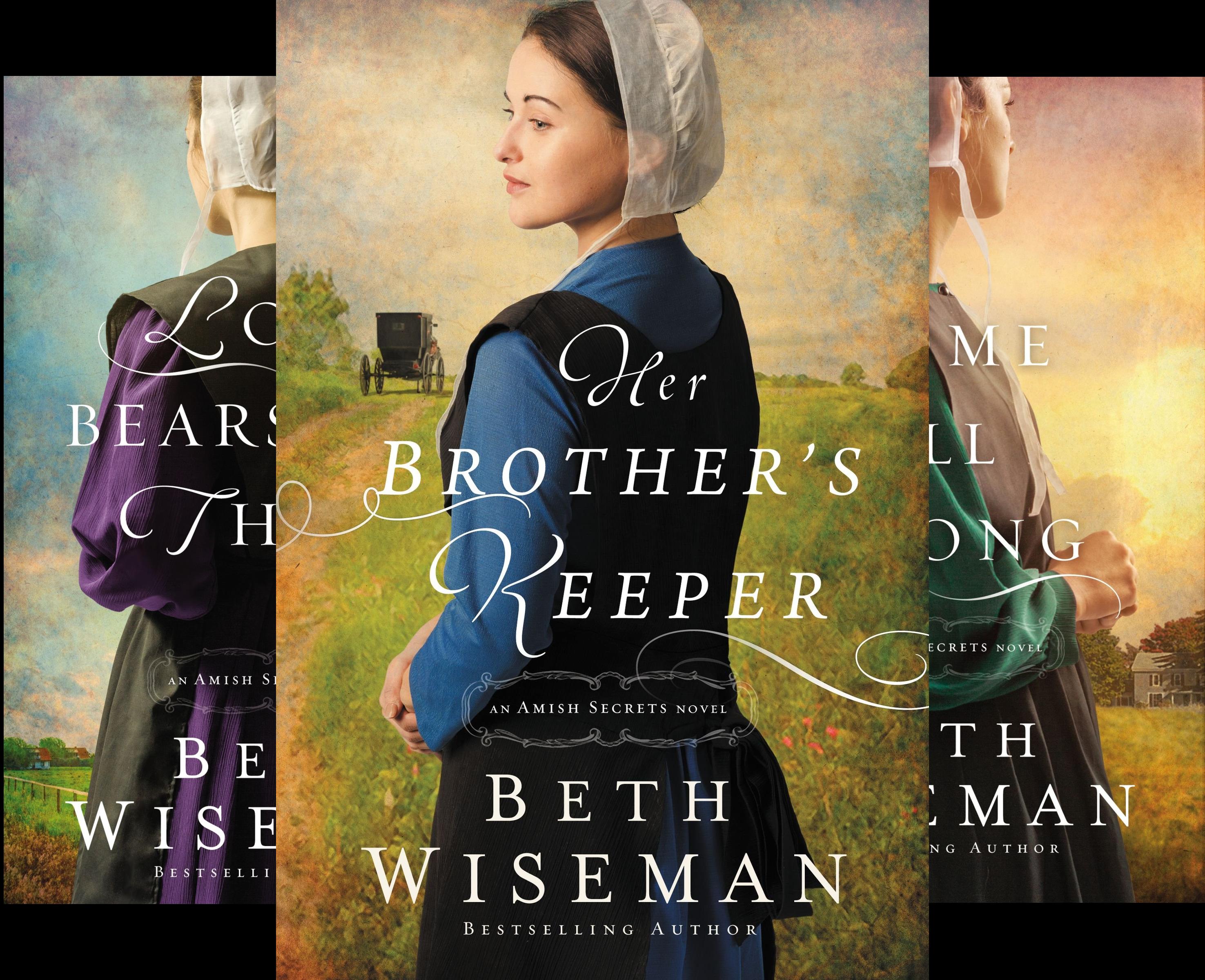 An Amish Secrets Novel (3 Book Series)