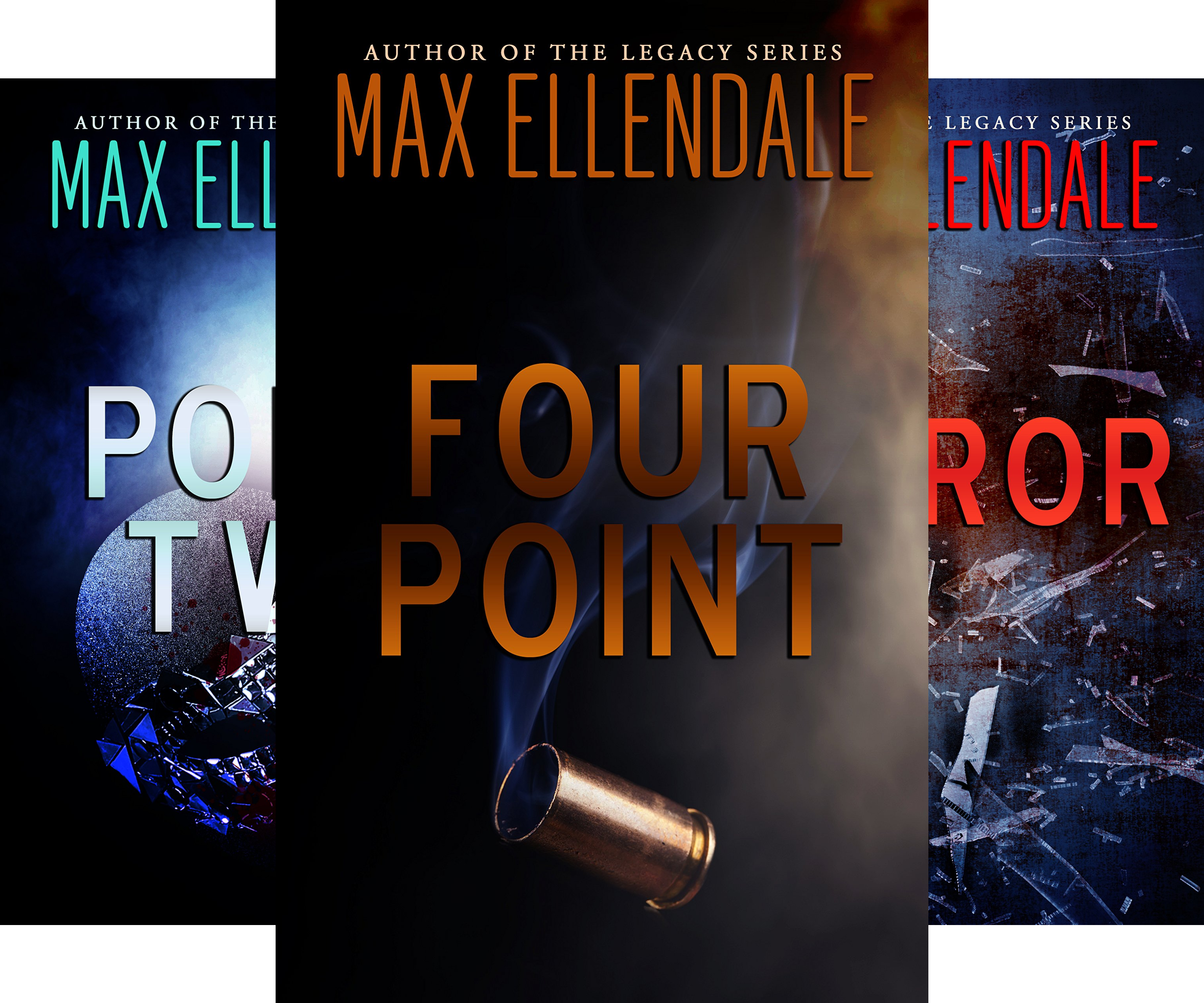 Four Point Trilogy (3 Book Series)