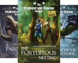 The Elephant and Macaw Banner – Novelette Series (11 Book Series)