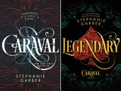 Image result for caraval series