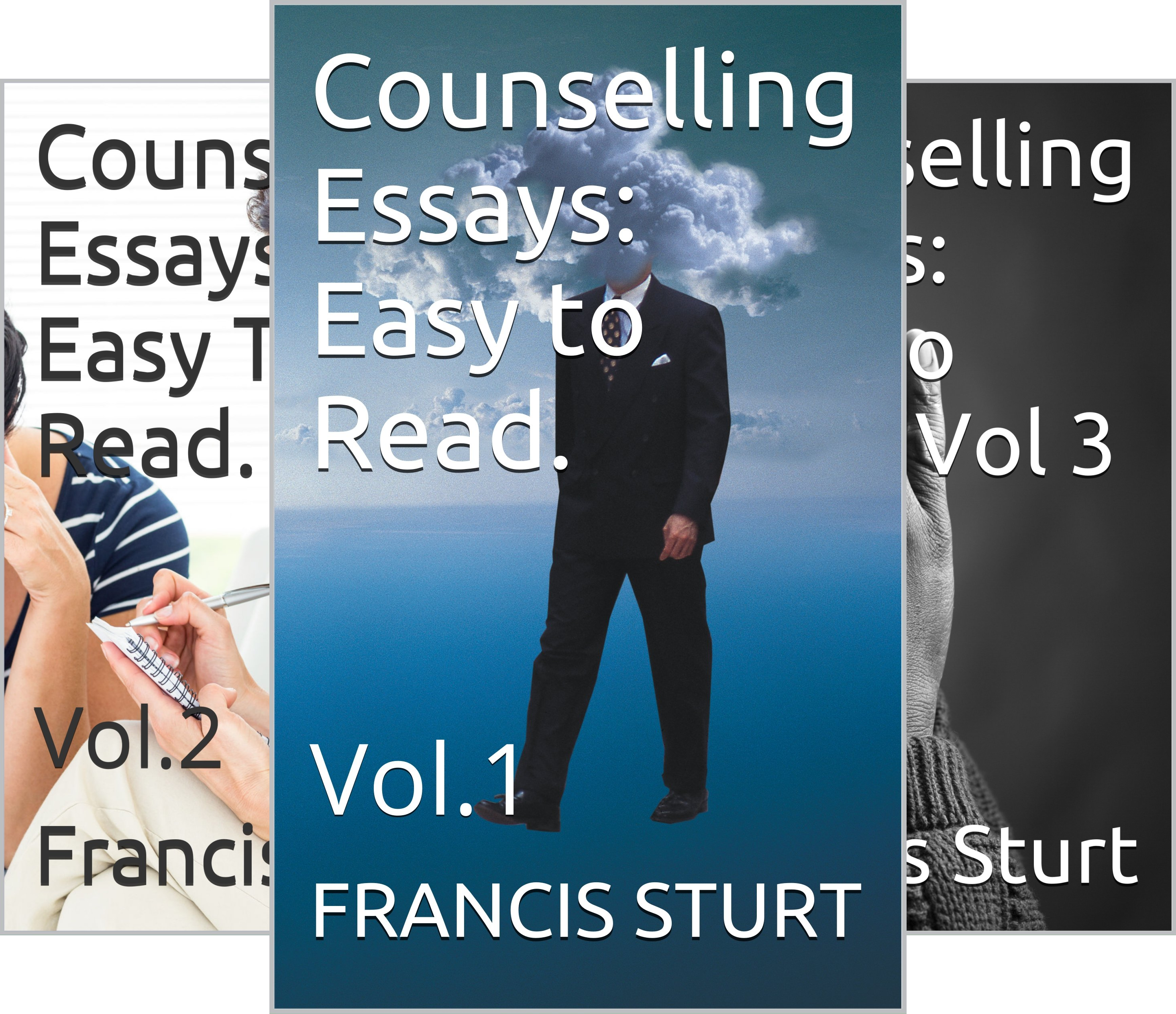 "Counselling and Psychotherapy: ""A"" graded essays (9 Book Series)"