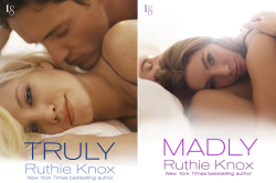 The New York Trilogy Series (2 Book Series) by  Ruthie Knox