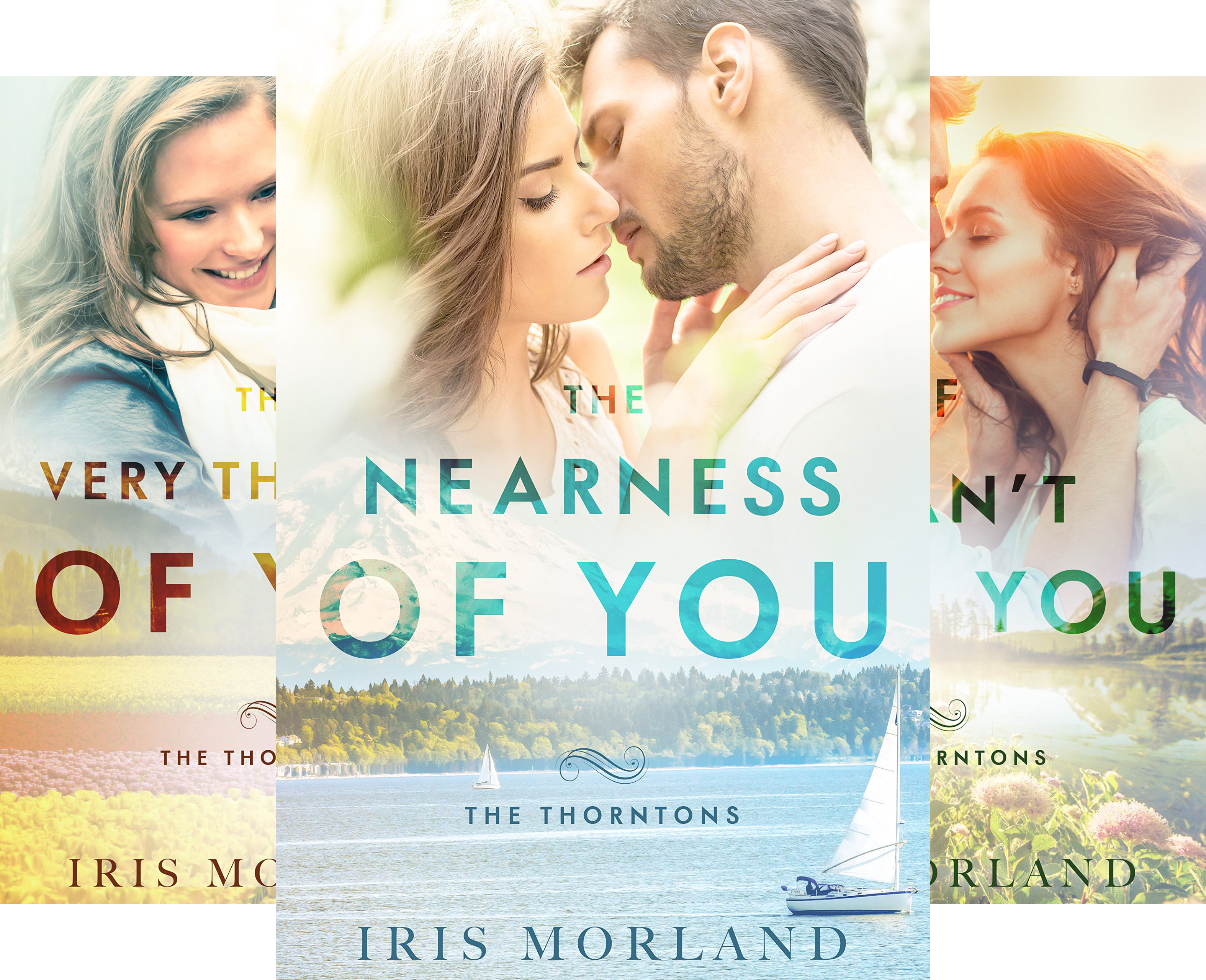 The Thorntons (5 Book Series)