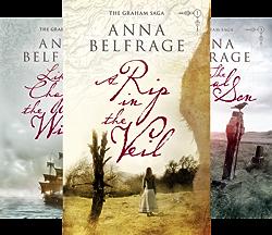 The Graham Saga (8 Book Series) by  Anna Belfrage
