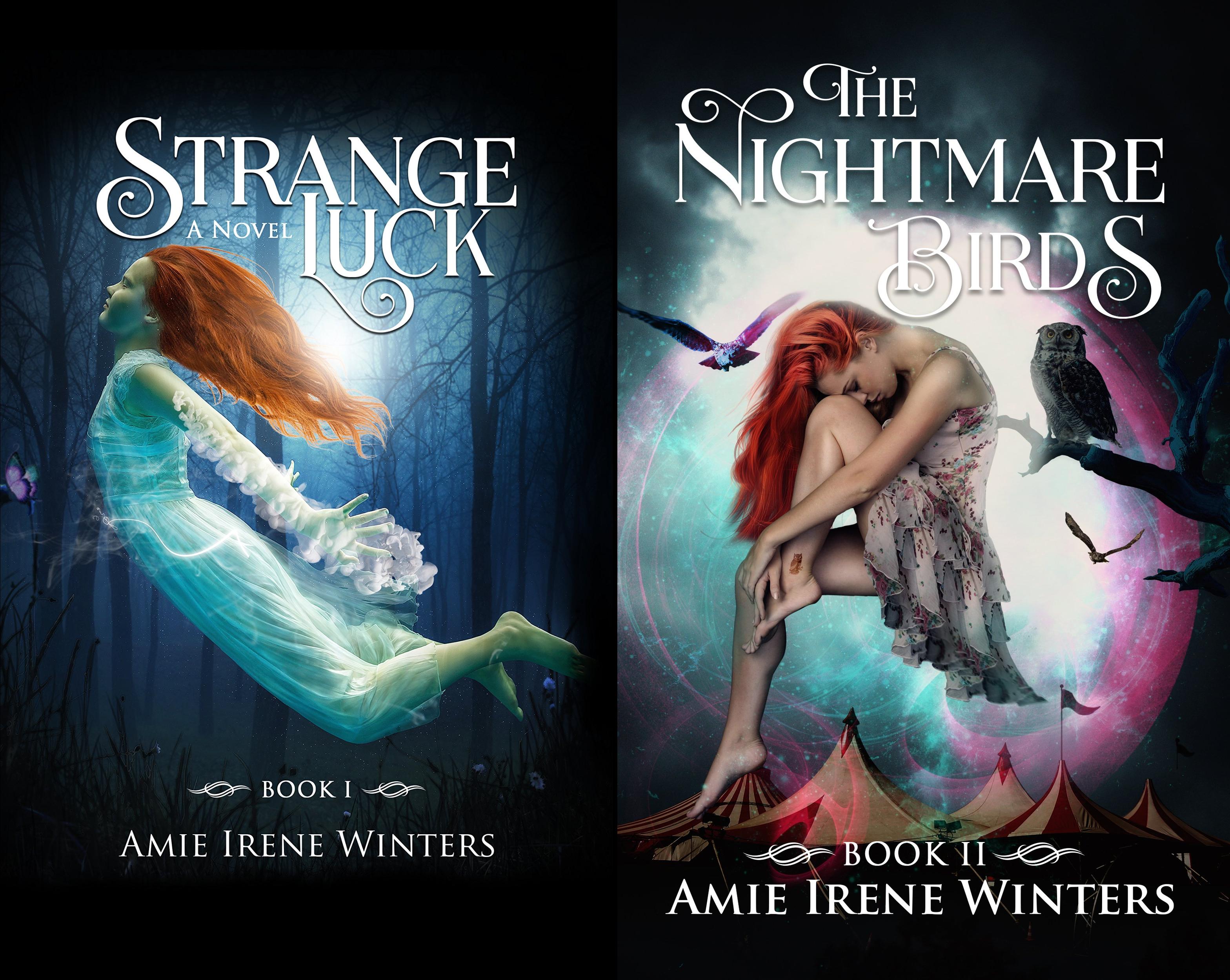 Strange Luck (2 Book Series)