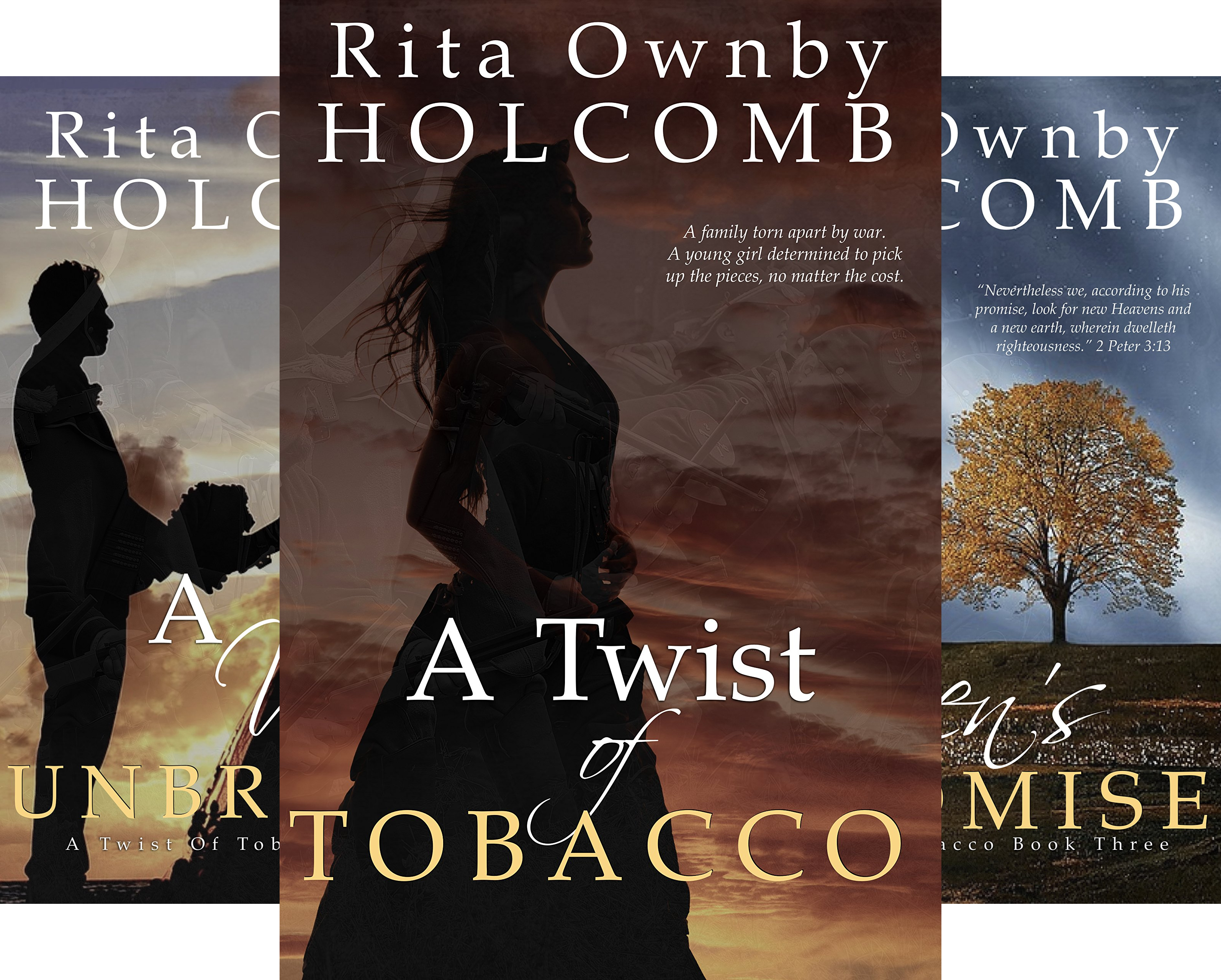 A Twist of Tobacco (4 Book Series)