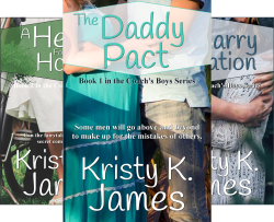 The Coach's Boys Series (7 Book Series) by  Kristy K. James