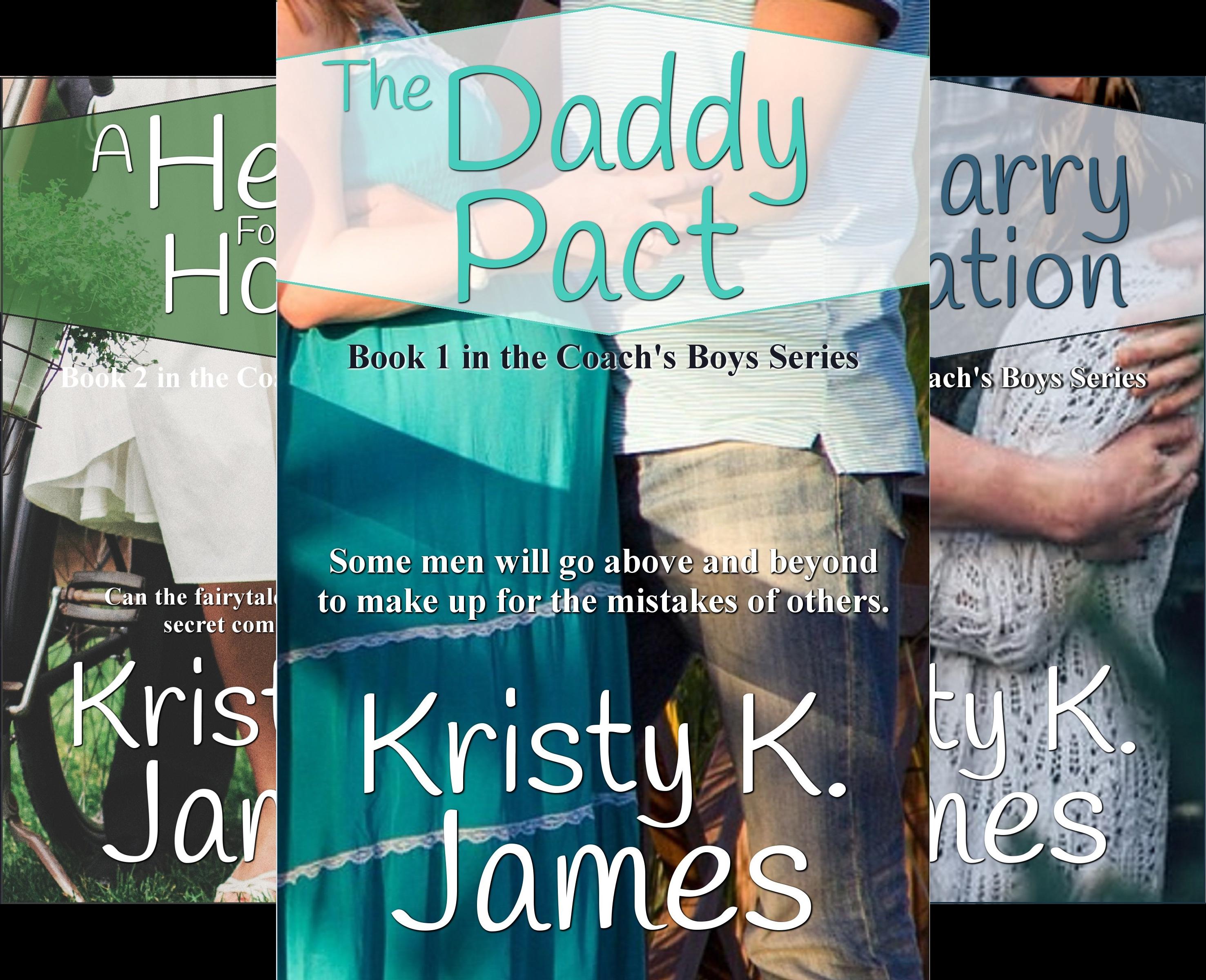 The Coach's Boys Series (8 Book Series)