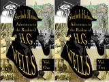 img - for Sherlock Holmes: Adventures in the Realms of H.G. Wells (2 Book Series) book / textbook / text book