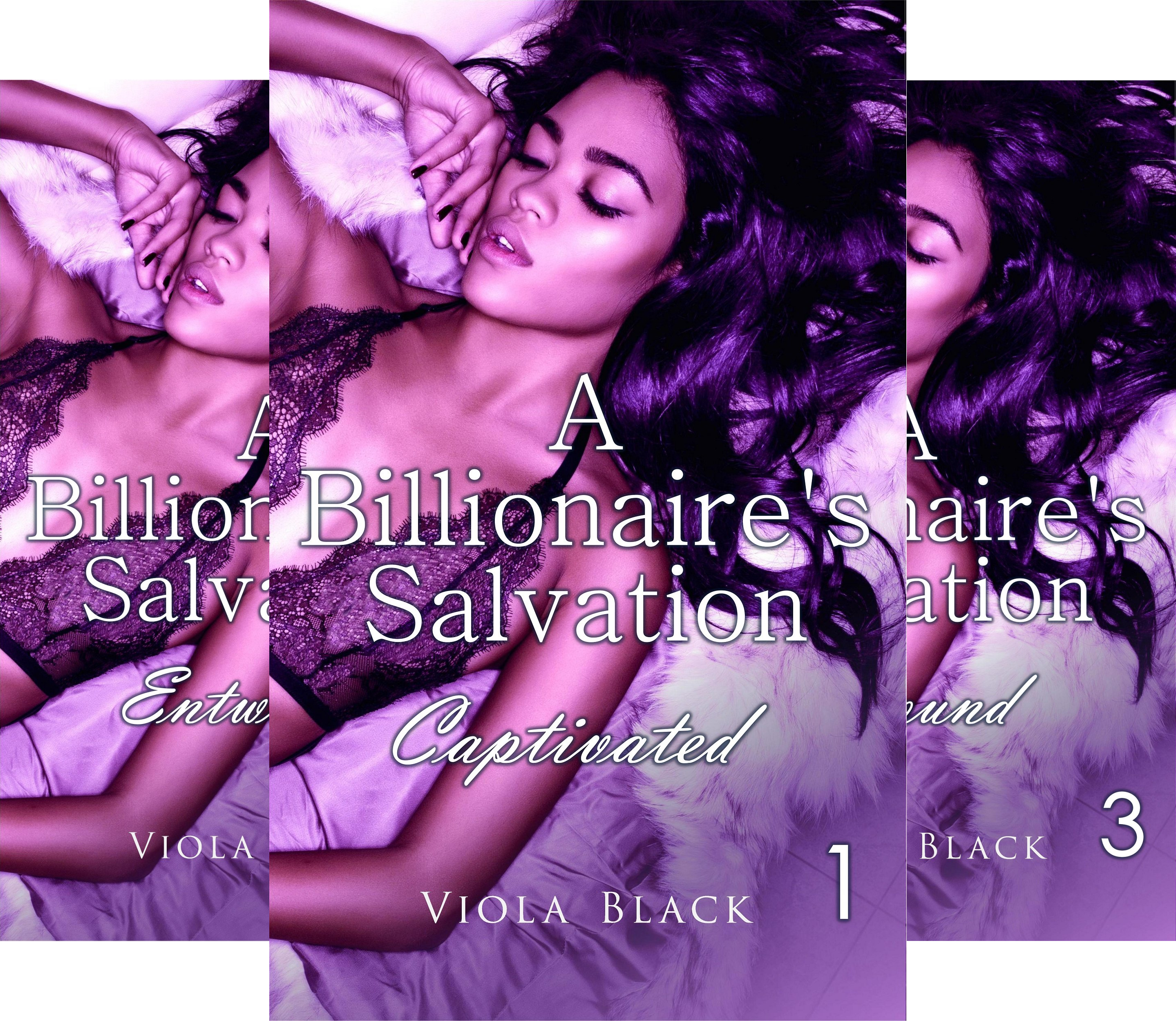 Books : A Billionaire's Salvation (3 Book Series)