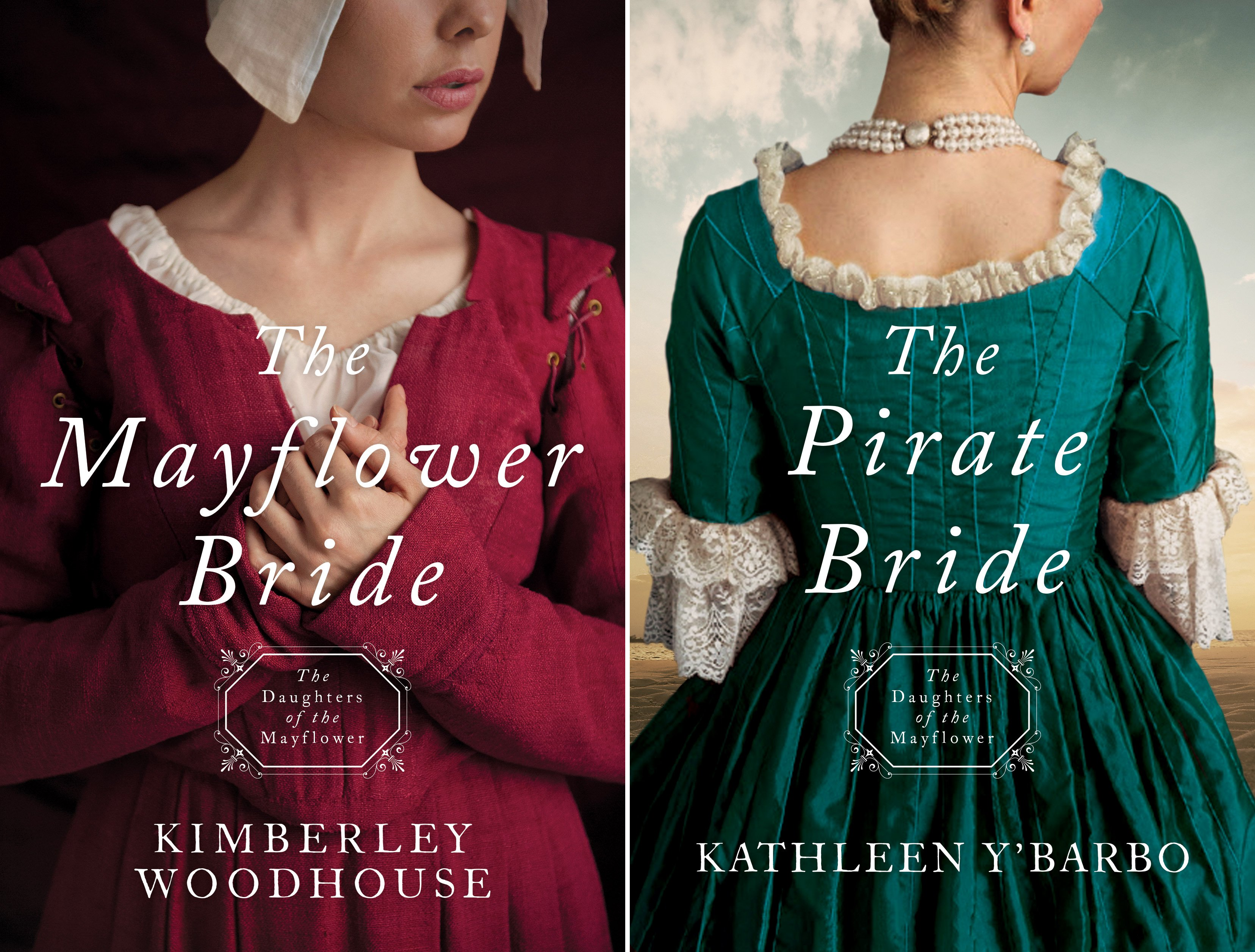Daughters of the Mayflower (2 Book Series)
