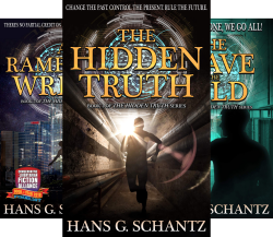 The Hidden Truth (3 Book Series) by  Hans G. Schantz