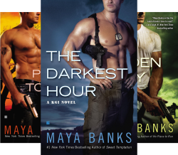 KGI Series (12 Book Series) by  Maya Banks