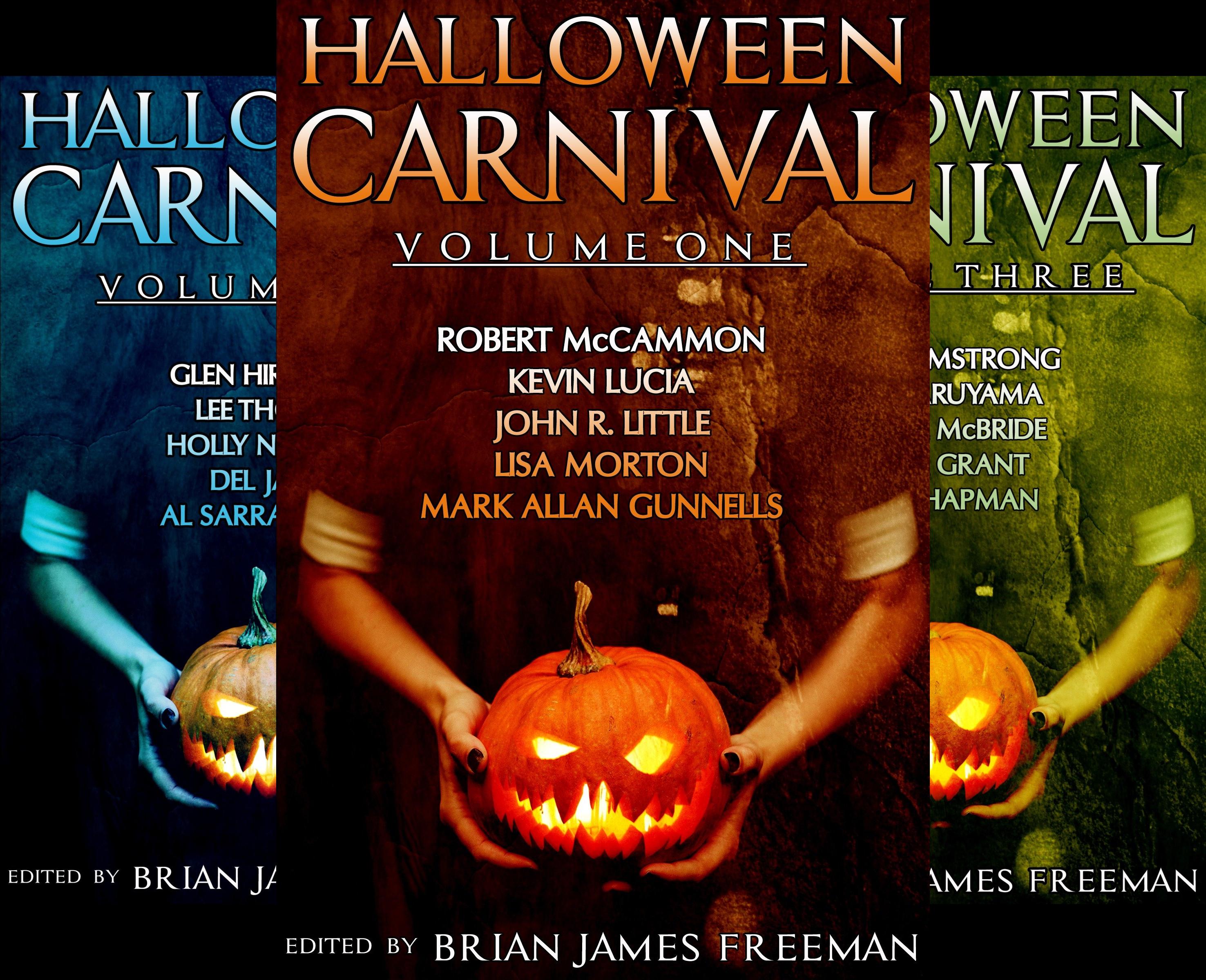 Halloween Carnival (5 Book Series)